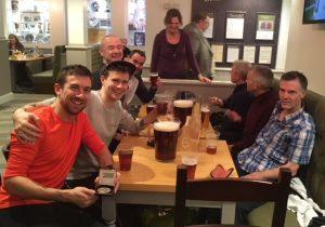 The pub quiz squad