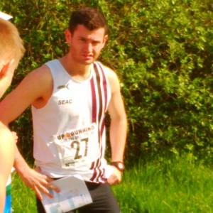 GBR 2015 Jack at the start of his leg on Sunday
